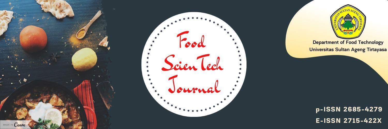 Food ScienTech Journal
